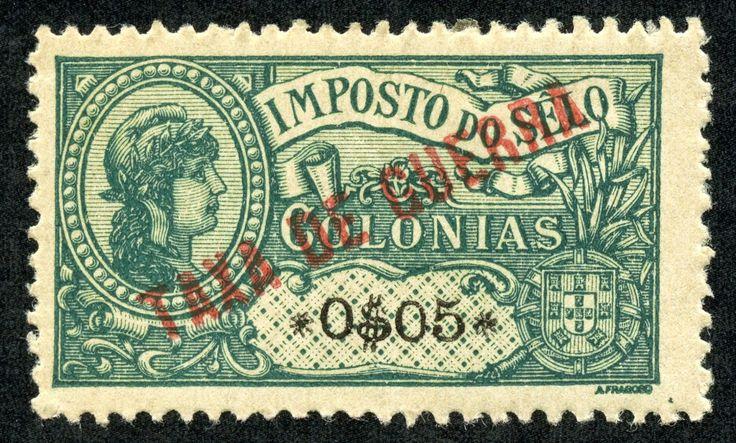 1919 Portuguese Africa