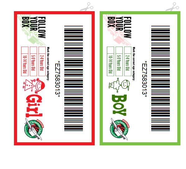 Operation Christmas Child Labels Printable.Good Samaritan Purse Shoebox Labels Best Image Home In