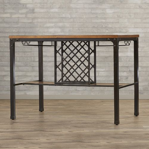 Found it at Wayfair - Woodside Counter Height Pub Table