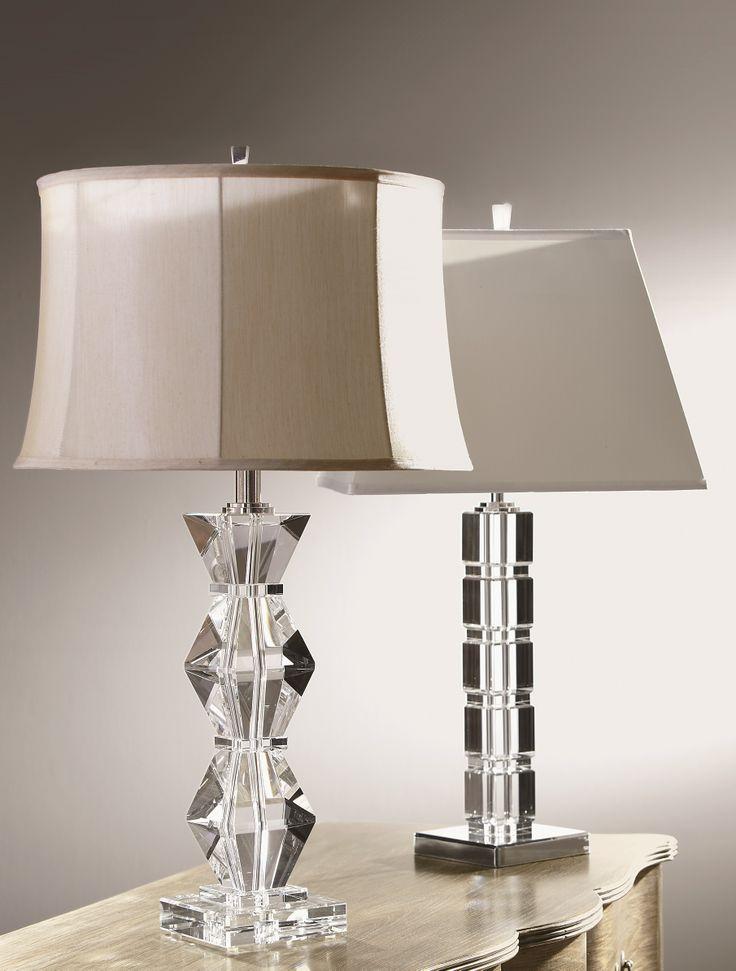 O lampă este doar una dintre ideile strălucite care pun în lumină un decor stilat.