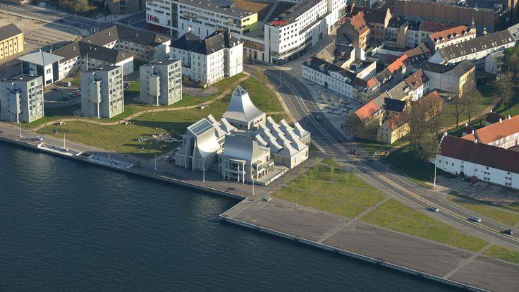 The Utzon Center, Aalborg, Denmark