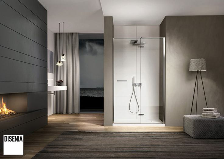 Smart Collection: a range of #showers characterized by essential lines and prestigious finishes. #Disenia #Ideagroup #Bath #Design