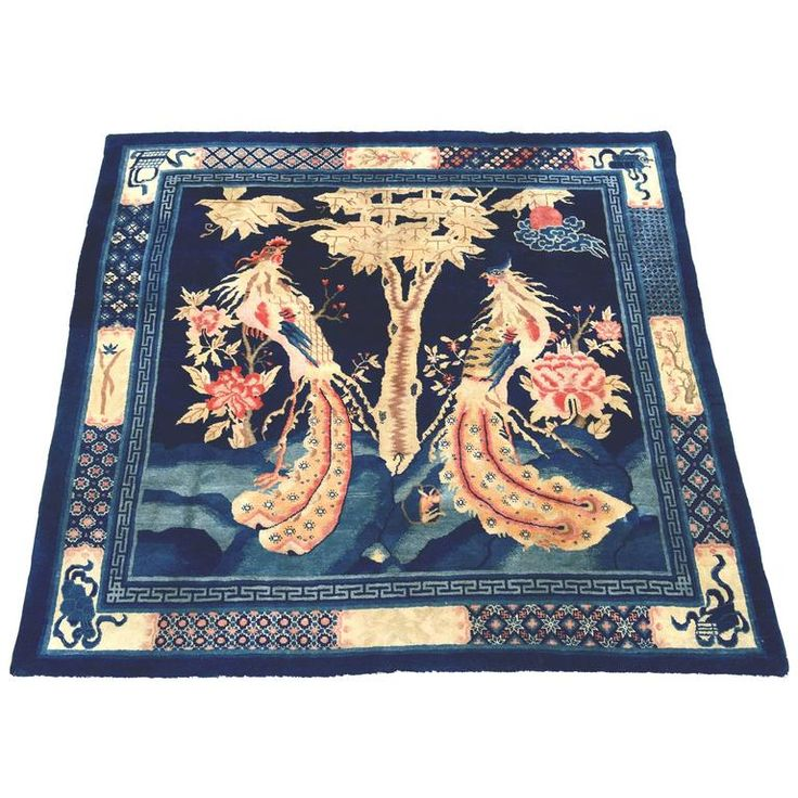 Antique Chinese Rug: 17 Best Images About Antique/Modern Chinese/Tibetan Rugs