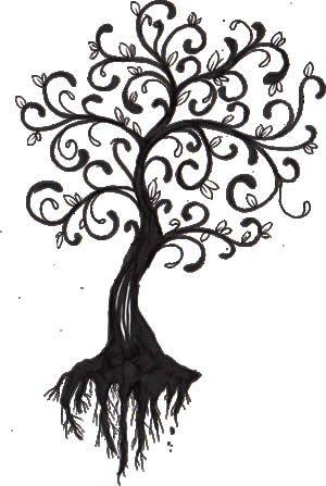Oltre 25 fantastiche idee su tatuaggio di albero su for Tattoo simboli di vita
