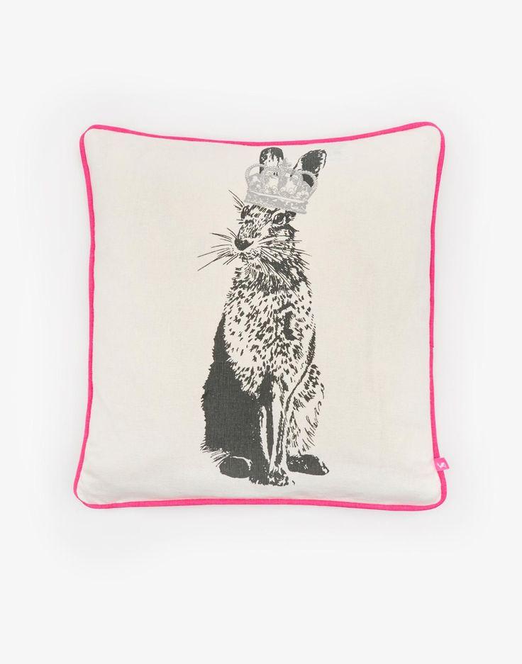 Royal hare Hare Cushion