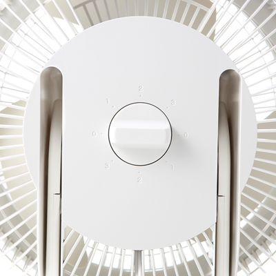 サーキュレーター(低騒音ファン・大風量タイプ)・ホワイト 型番:AT‐CF26R‐W | 無印良品ネットストア