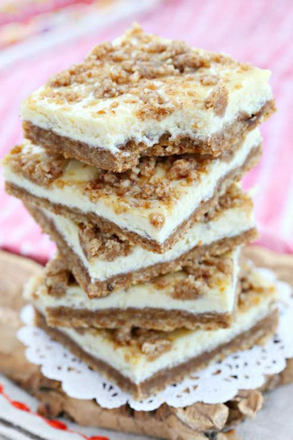 Butter Brickle Graham Cracker Bars Recipe - RecipeGirl.com