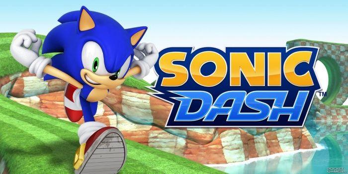 Resultado de imagen de Sonic Dash v4