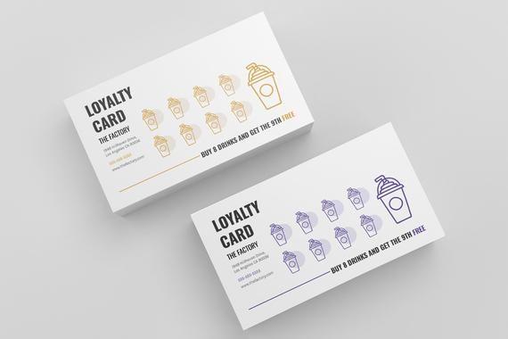 Loyalty Card Punch Rewards