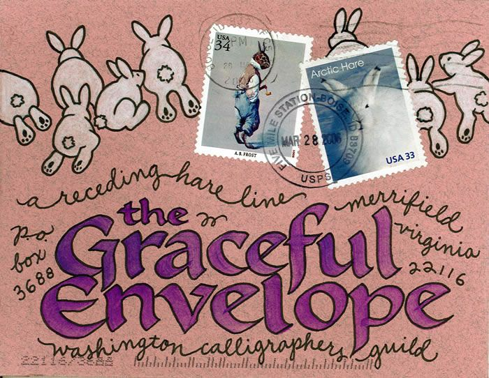 davis - graceful envelope contest