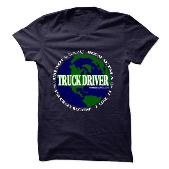 desinger Trangstyle  :TRUCK DRIVER with earth days - #graduation gift #house…