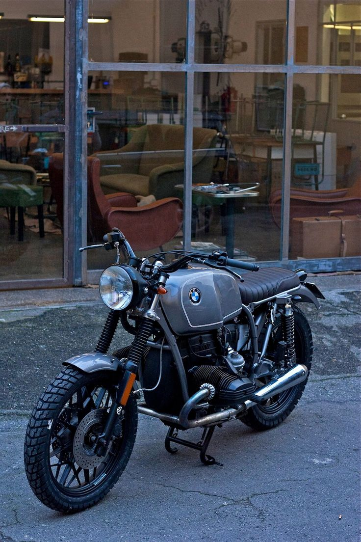 beautiful bmw #scrambler #motos #motorcycles | caferacerpasion