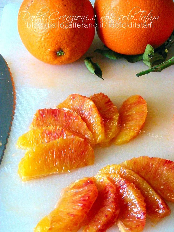 Come pelare e tagliare le arance a vivo - Tutorial fotografico