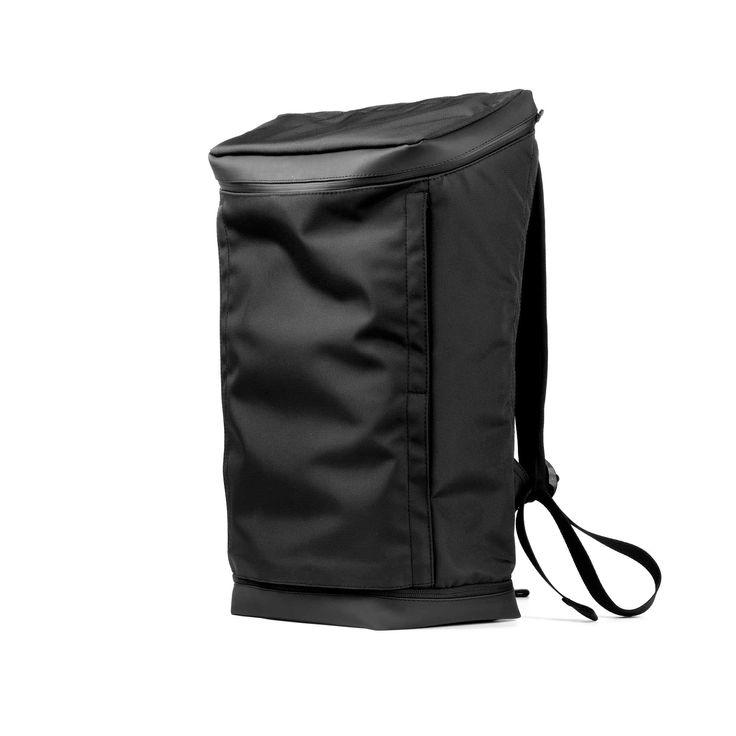 "px weatherproof Invisible backpack two black - side laptop sleeve 15"", water bottle pocket, shoe pocket. pocket on top. lots of pockets"