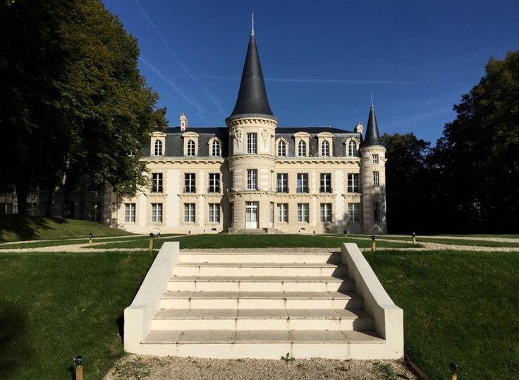 chteau dhardricourt le chteau 4 - Chateau D Auvers Mariage