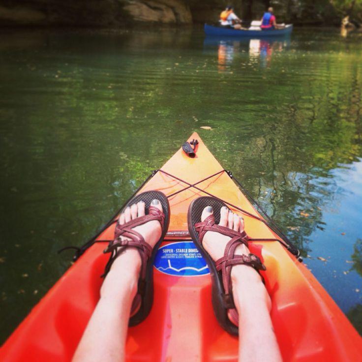 Kayaking the cahaba river