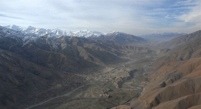 Kajakan Valley, Shinwari District, Afghanistan | 1,000,000 Places