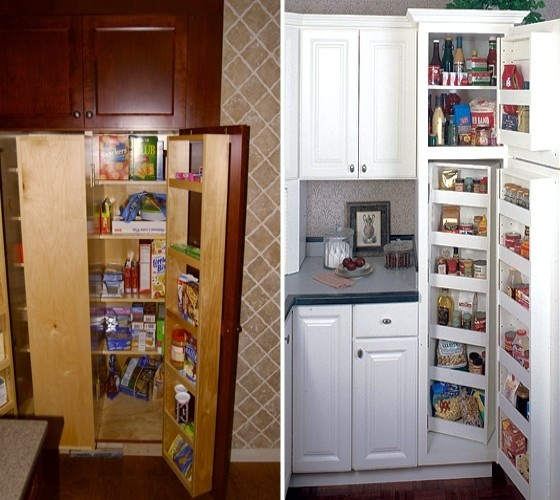 Built In Kitchen Pantry Ideas: 17 Best Images About Built In Pantry On Pinterest
