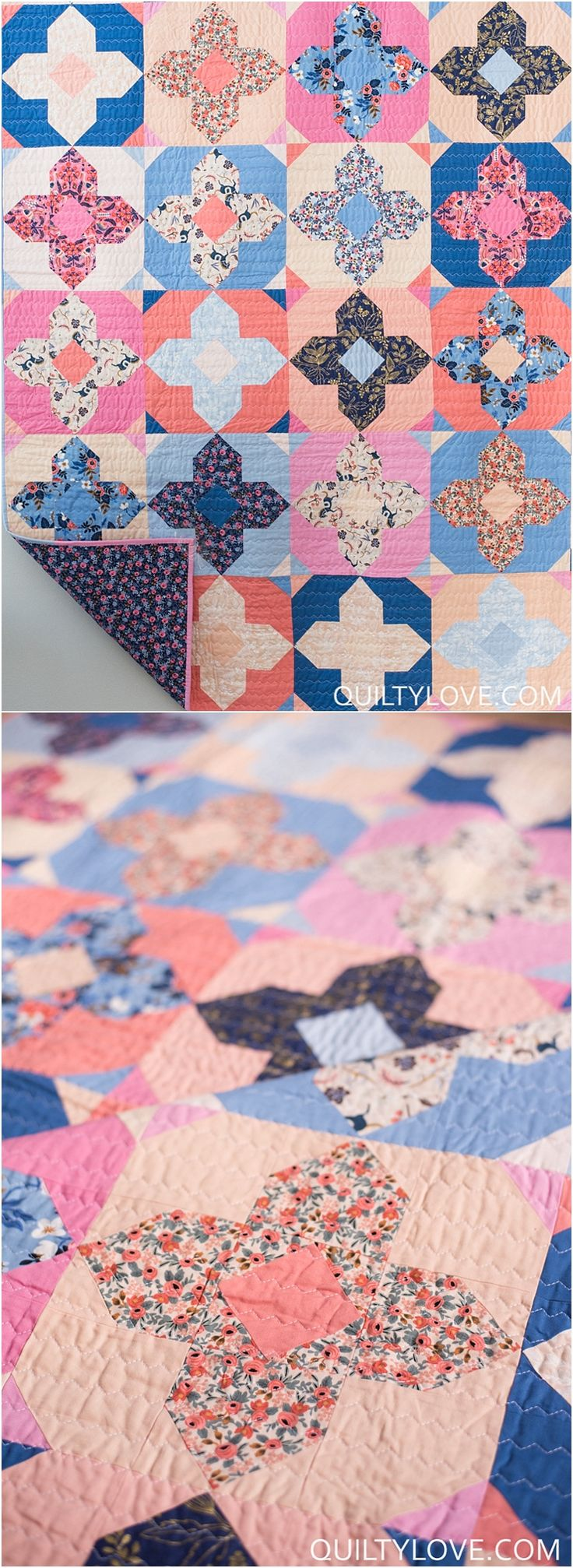 809 best Quilt images on Pinterest | Quilt blocks, Quilt designs and ...