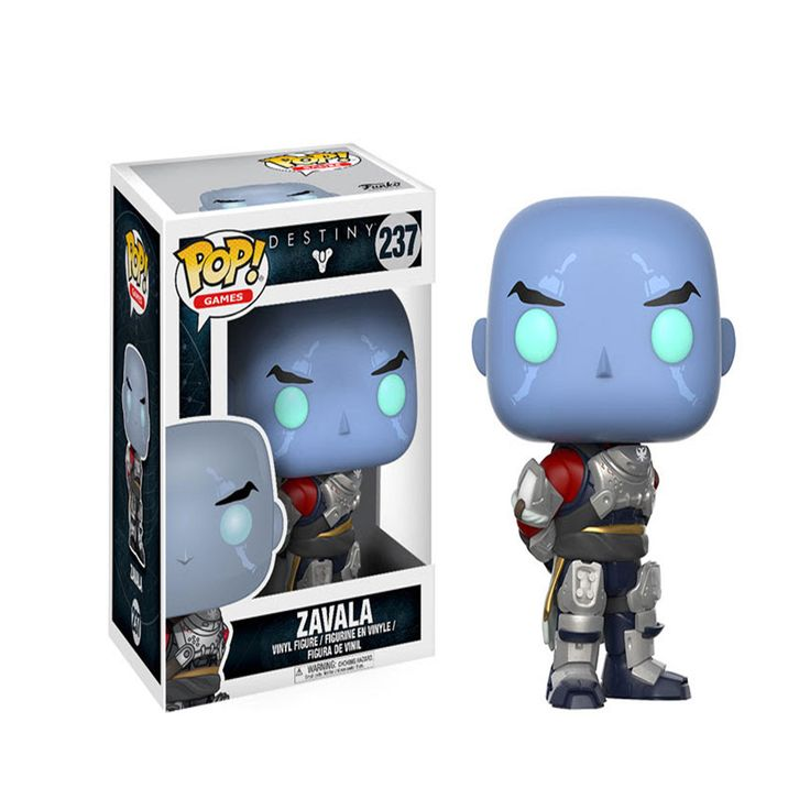 Destiny ZAVALA POP! Vinyl Figure - (Pre-order Ships in September)