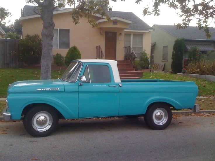 Blank Slate: 1961 Ford Unibody
