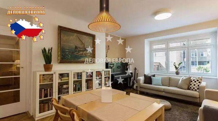НЕДВИЖИМОСТЬ В ЧЕХИИ: продажа квартиры 3+1, Прага, Amurská, 181 500 €…