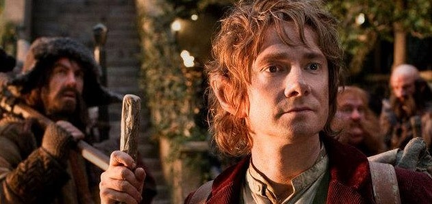 Here's a collection of recent images from the production of THE HOBBIT: AN UNEXPECTED JOURNEY.
