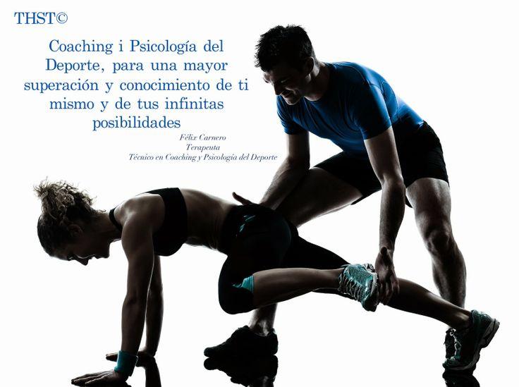 Therapeutic Healing Sports Technology©  Félix Carnero : Si no mejoras es porque tu así lo quieres: Terapia...