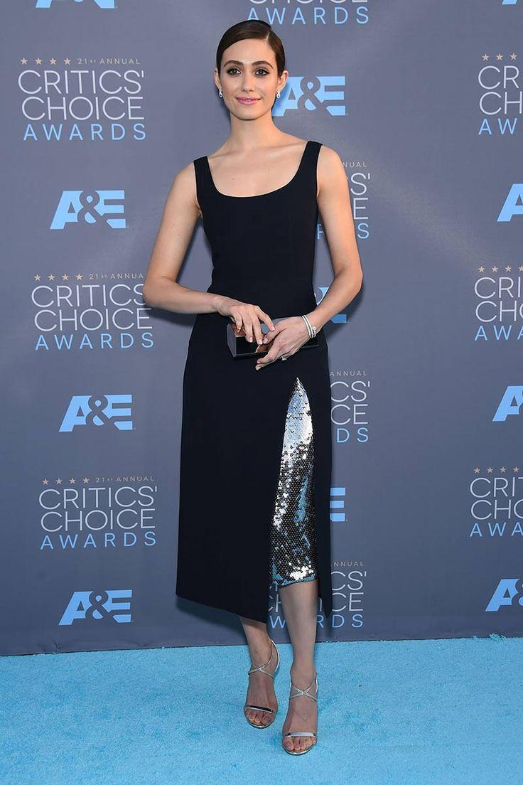 386 best Celebrity Style: Emmy Rossum images on Pinterest ... Emmyschoice