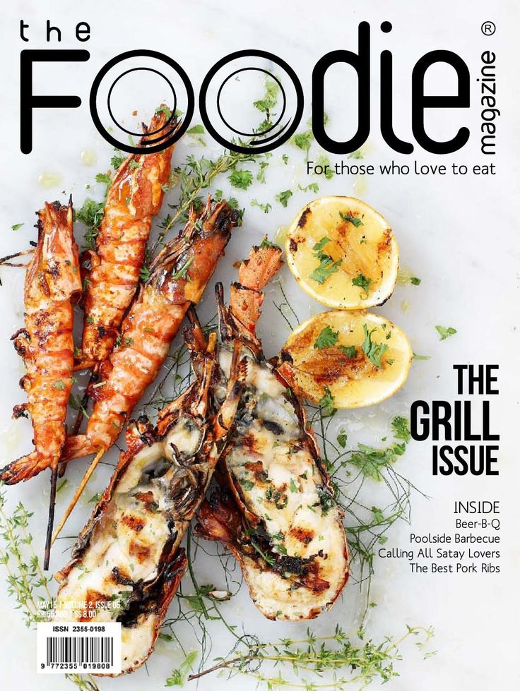 The FOODIE Magazine May 2015