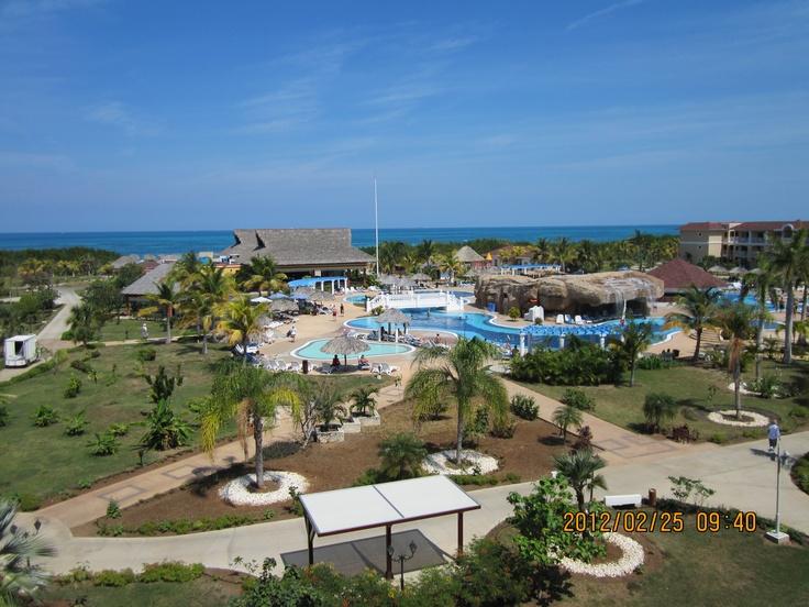 Iberostar Laguna Azul Resort in Cuba