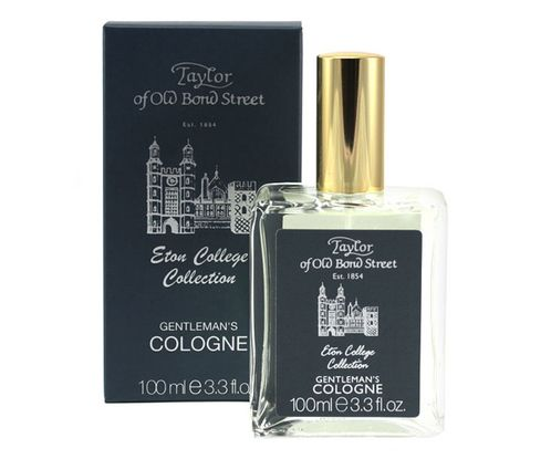 Citrusy and complex, the Eton College scent from Taylor of Old Bond Street is vibrant to start, and continues into a deeper tones of spice and woods. Available at House of Knives.