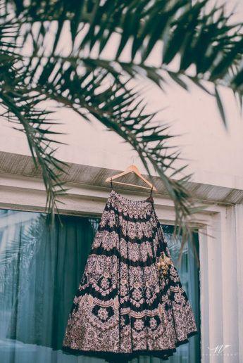 Beautiful Delhi Wedding With A Bride Who Designed Her Own Lehenga!   WedMeGood - Best Indian Wedding Blog for Planning & Ideas.