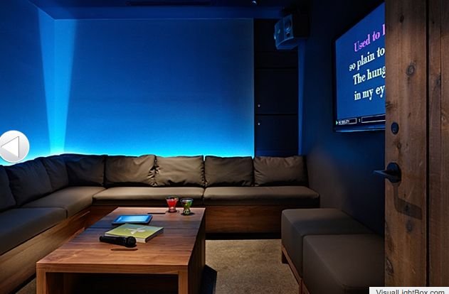 17 best images about karaoke room on pinterest luxury for Karaoke room design ideas