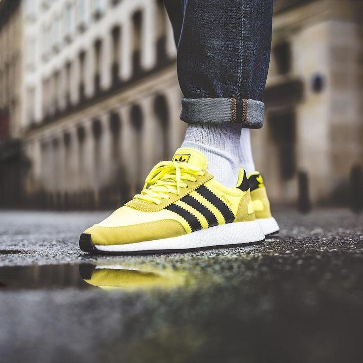 "adidas Iniki Runner ""Solar Yellow"" buy at www.streetsupply.pl"