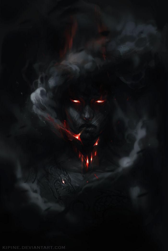 The Dragon by Kipine.deviantart.com on @DeviantArt