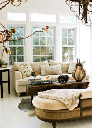 Let BEHR Paint In Swiss Coffee Brighten Up Your Living Room Space While  Adding A Bit