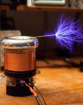 TinyTesla Musical Coil Kit - Opens up a wide array of exciting operation - Gift idea for tech lovers - Coolest gift idea for tech lovers, ideal for students looking for a science fair project, or the electronics enthusiast looking for a new gadget to build. - $220.00