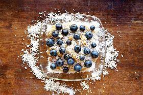 at ease: Simple Breakfast Ideas #3 - Coconut Quinoa Porridge
