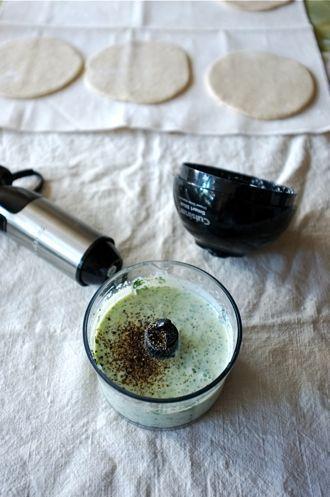 コリアンダーとミントのヨーグルトソース。 by きー。さん   レシピ ...