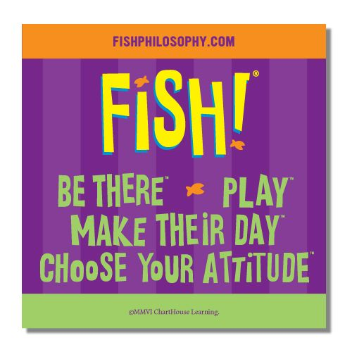 22 best fish philosophy images on pinterest fish for Fish philosophy book