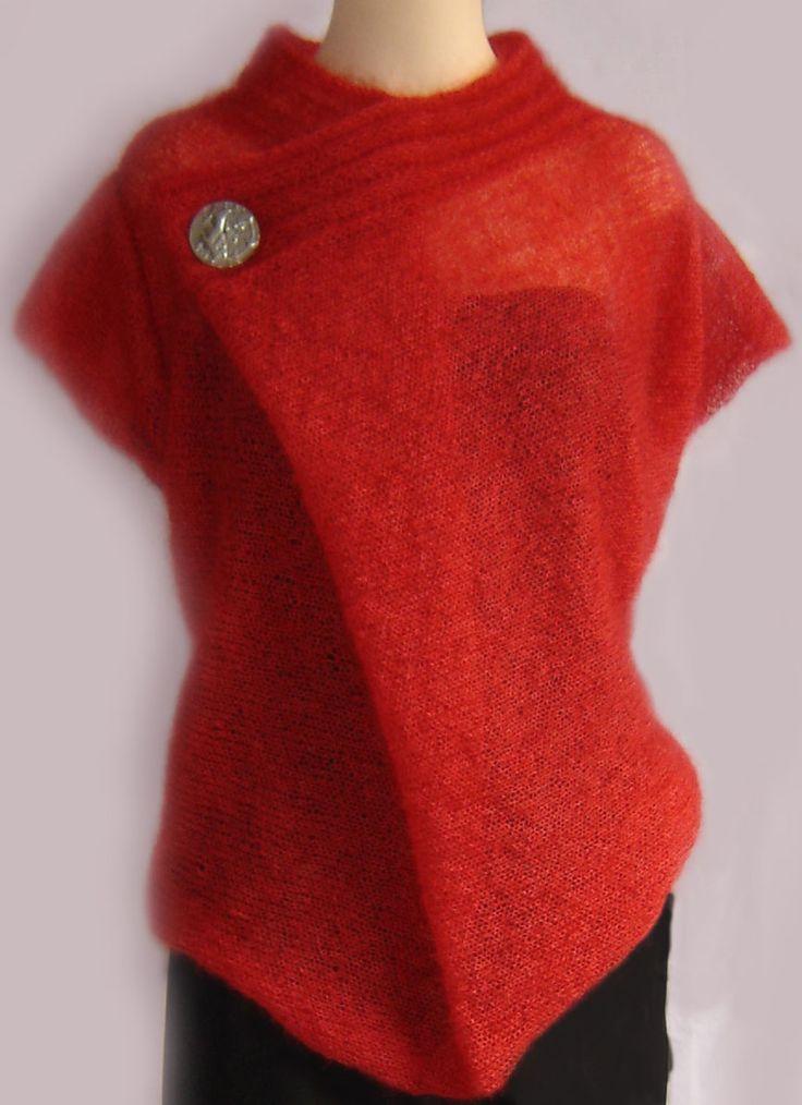 ML172 Layer It Light - maddy laine Knitting Patterns