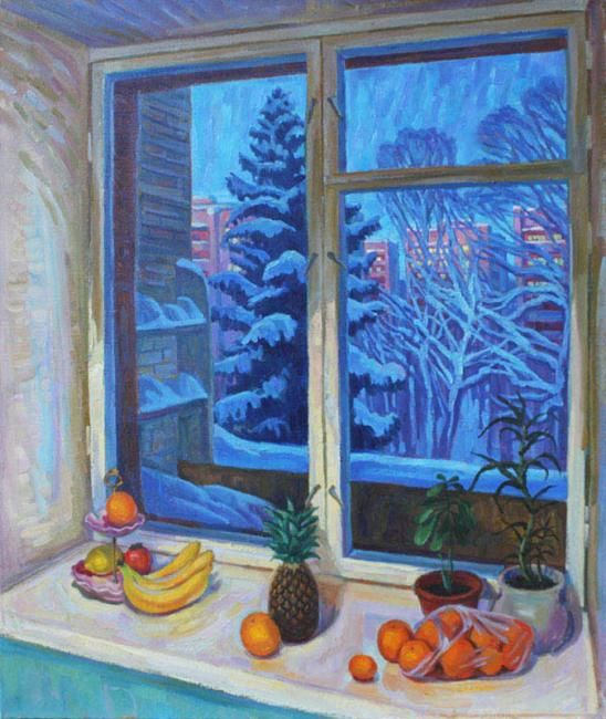 Ильин Александр. Перед Рождеством