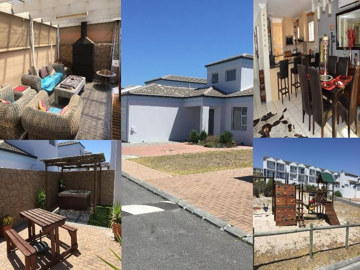 Why I lIve In Cape Town - Cape Town Big Bay - Double story 3 bedroom house in Secure Estate near the beach
