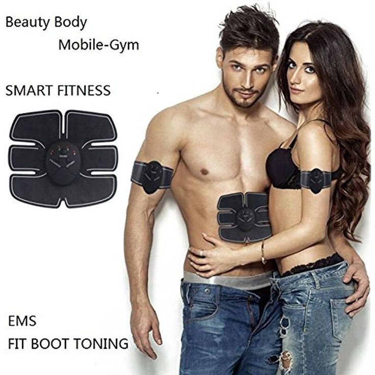 Abdominal Toning Belt Fitness Slimming Body Sculptor Muscle Trainer Butterfly