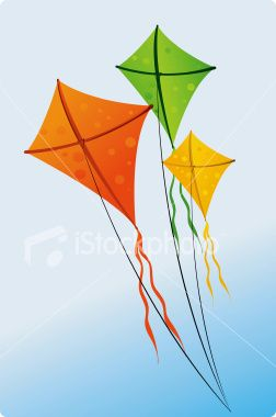 Go fly a kite! Lol going to be a great day this afternoon for it..  :)