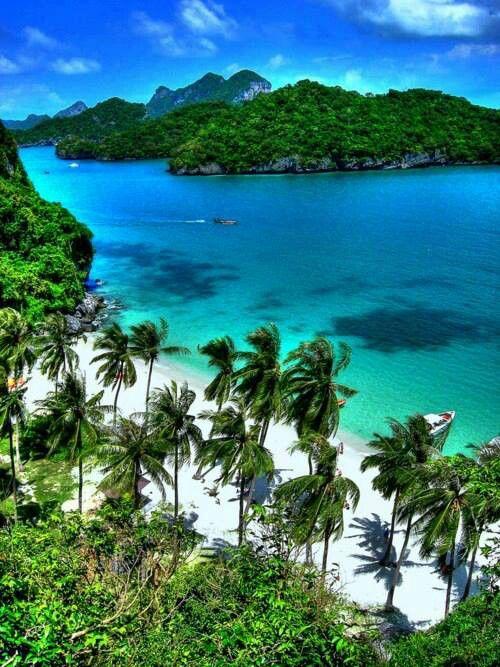 Marine Park, Thailand  Win a dream vacation http://vacationwithadam.com
