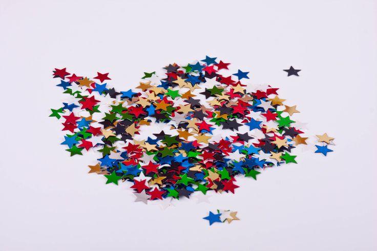 Stellar Party Star Confetti
