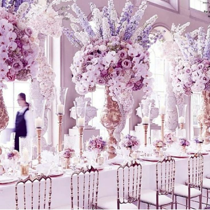 936 best flowers candles decor tablescapes images on pinterest follow us signaturebride on twitter and on facebook signature bride magazine wedding table decorationswedding tablestall wedding centerpieces floral junglespirit Images