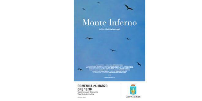 Monte Inferno: il documentario sulla discarica di Borgo Montello in prima nazionale al D'Annunzio
